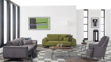 Barcelona Sofa Set
