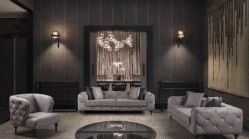 Empoli Sofa Set