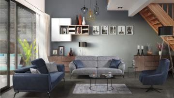 Oslo Sofa Set