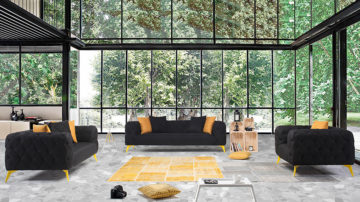 Porto Sofa Set